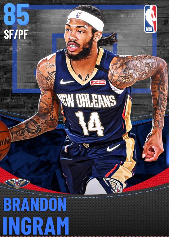 85 Brandon Ingram | New Orleans Pelicans