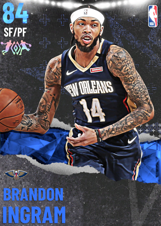 84 Brandon Ingram | undefined