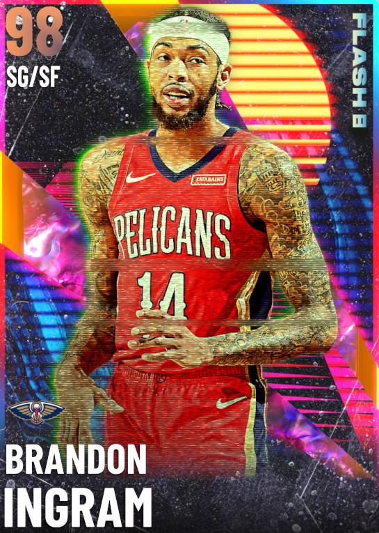 98 Brandon Ingram | Flash 8