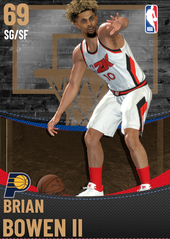 69 Brian Bowen II | Indiana Pacers