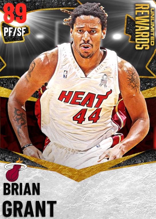 89 Brian Grant | Unlimited Rewards