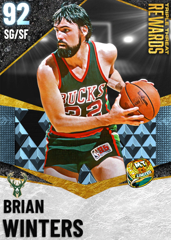 92 Brian Winters | undefined