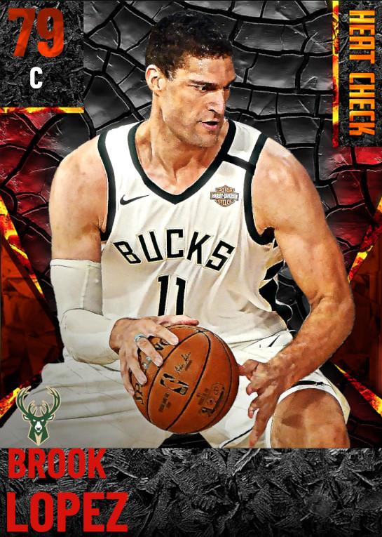 79 Brook Lopez | Milwaukee Bucks