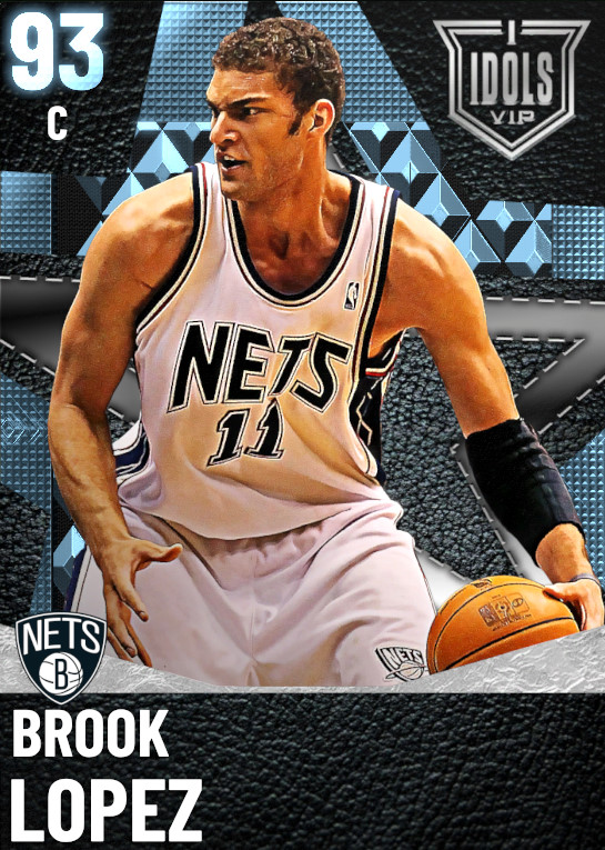 93 Brook Lopez | IDOLS Series I VIP