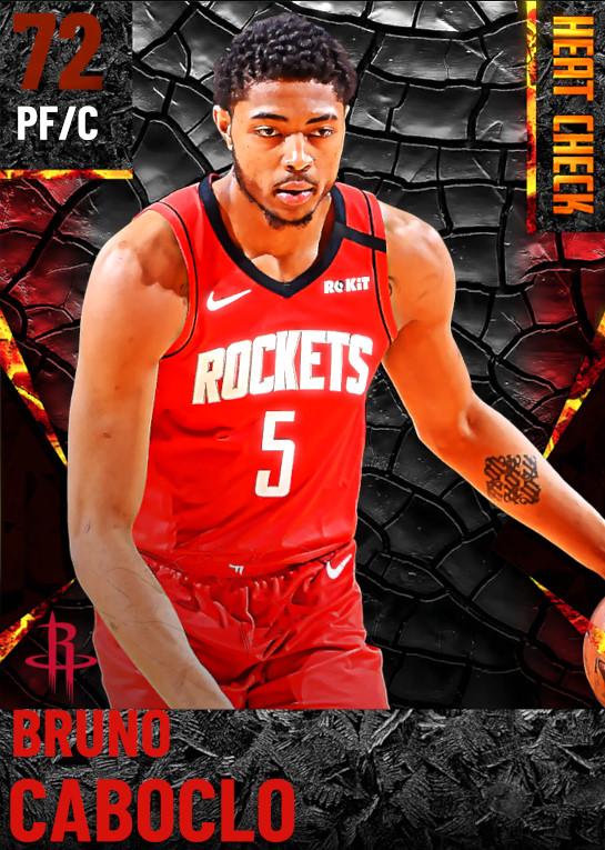 72 Bruno Caboclo | Houston Rockets