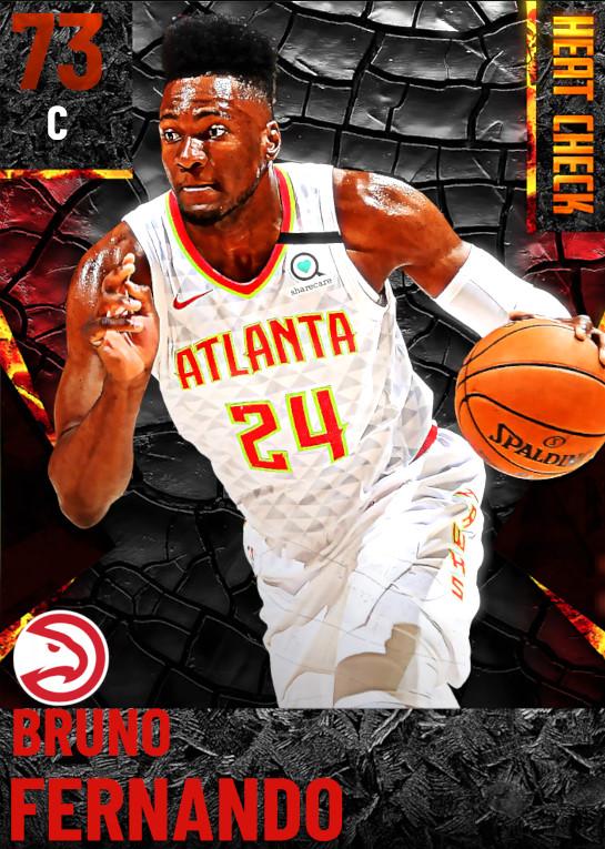 73 Bruno Fernando | Atlanta Hawks