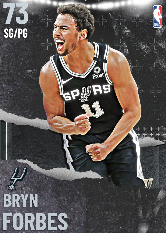 73 Bryn Forbes | undefined