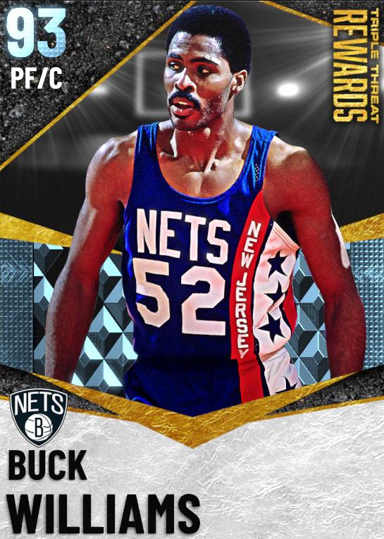 93 Buck Williams | undefined