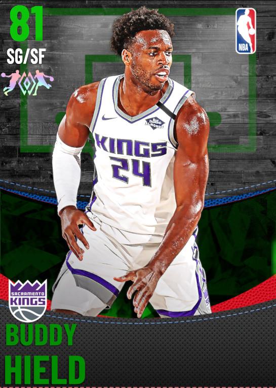 81 Buddy Hield | Sacramento Kings
