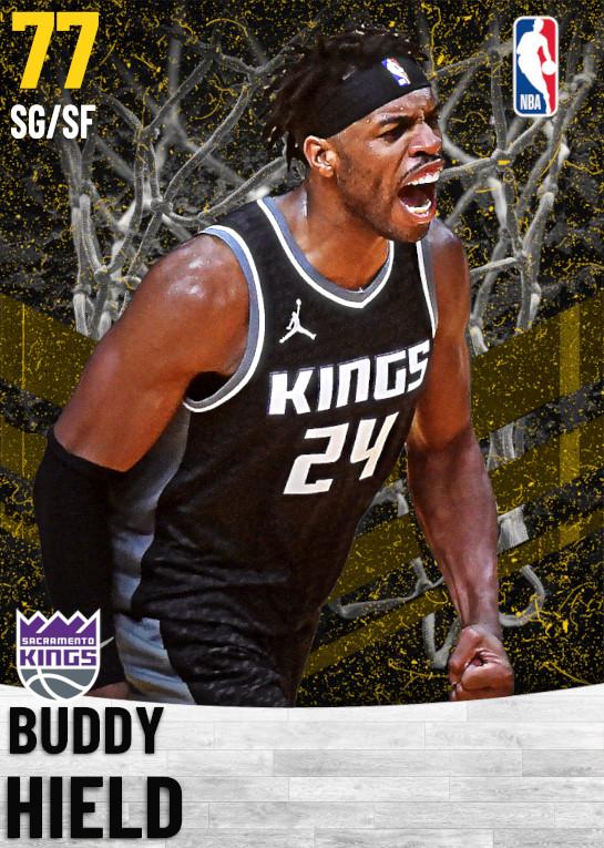 77 Buddy Hield   Sacramento Kings
