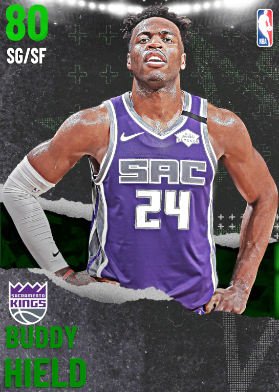 80 Buddy Hield | undefined