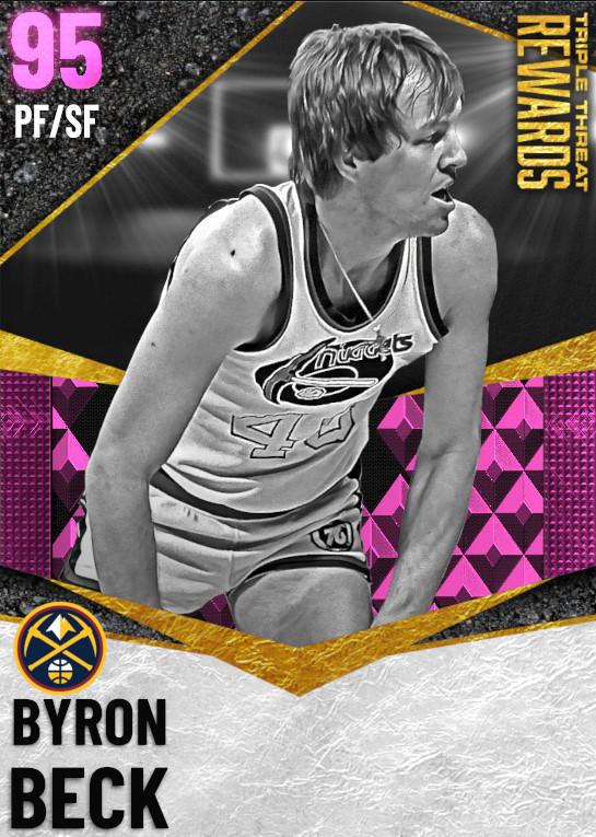 95 Byron Beck | TT Offline Rewards