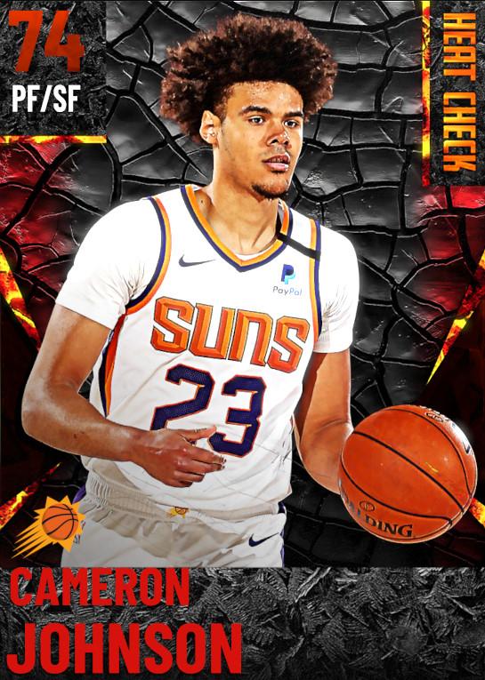 74 Cameron Johnson | Phoenix Suns