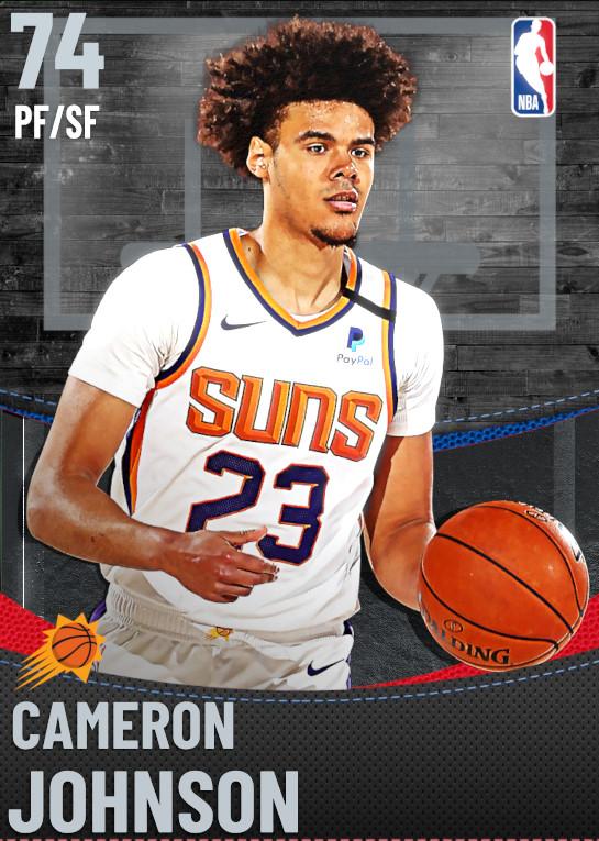 74 Cameron Johnson | undefined