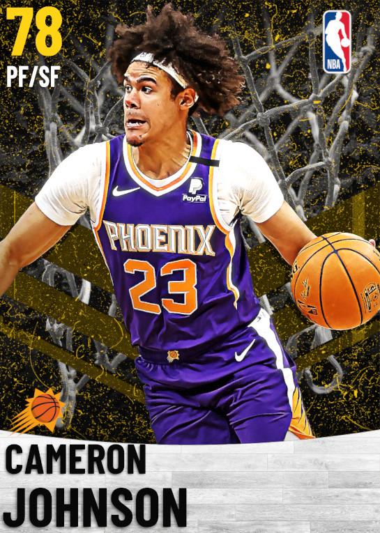 78 Cameron Johnson   Phoenix Suns