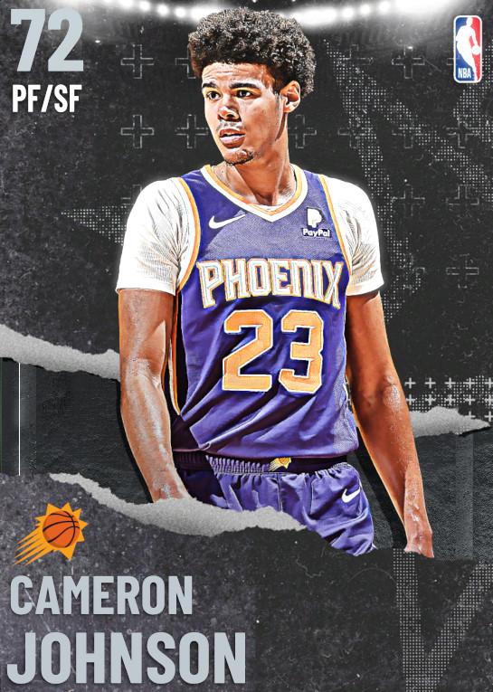 72 Cameron Johnson | undefined