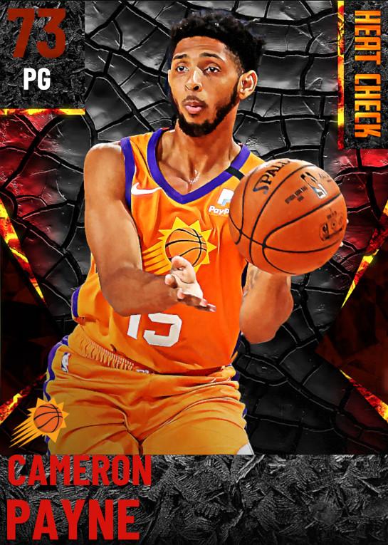 73 Cameron Payne | Phoenix Suns