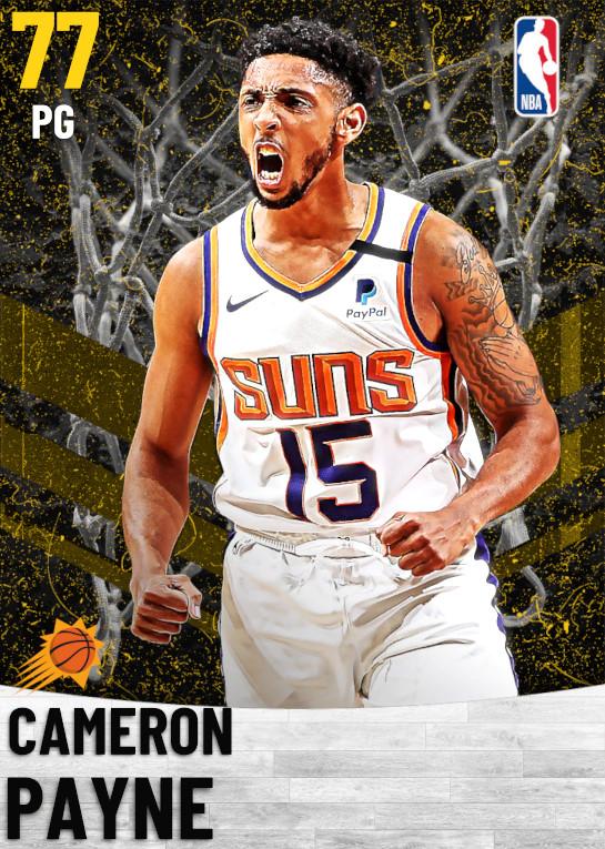 77 Cameron Payne   Phoenix Suns