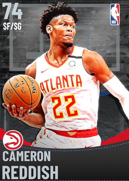 74 Cameron Reddish | Atlanta Hawks