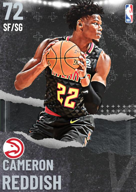 72 Cameron Reddish | undefined