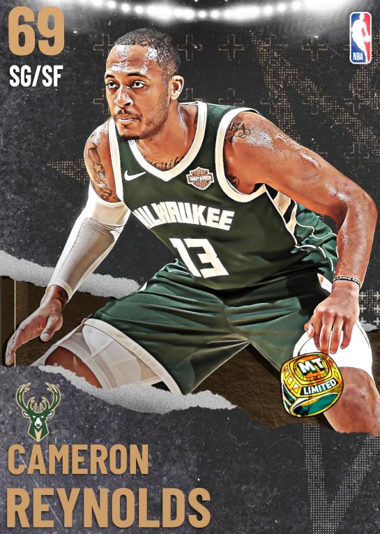 69 Cameron Reynolds | undefined