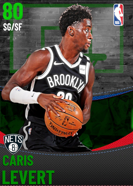 80 Caris LeVert | Brooklyn Nets