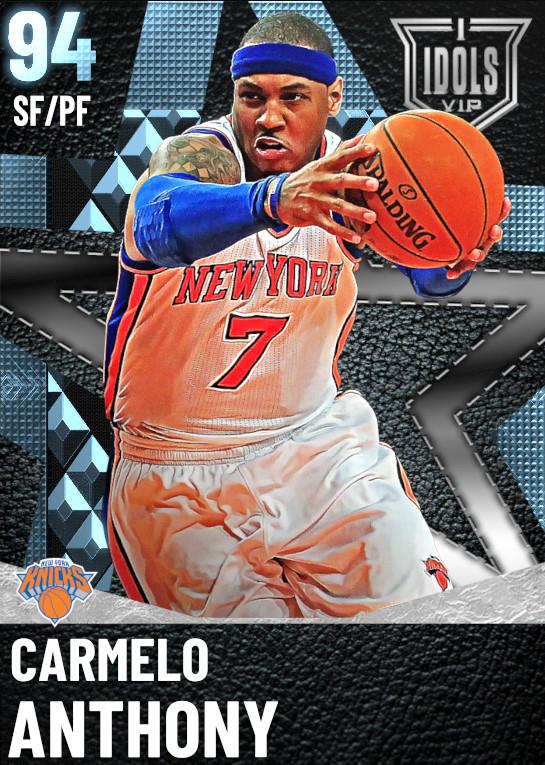 94 Carmelo Anthony | undefined