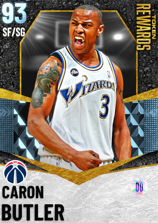 93 Caron Butler | Token Rewards