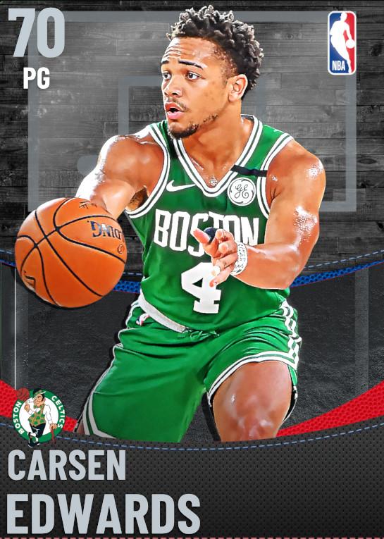 70 Carsen Edwards | Boston Celtics