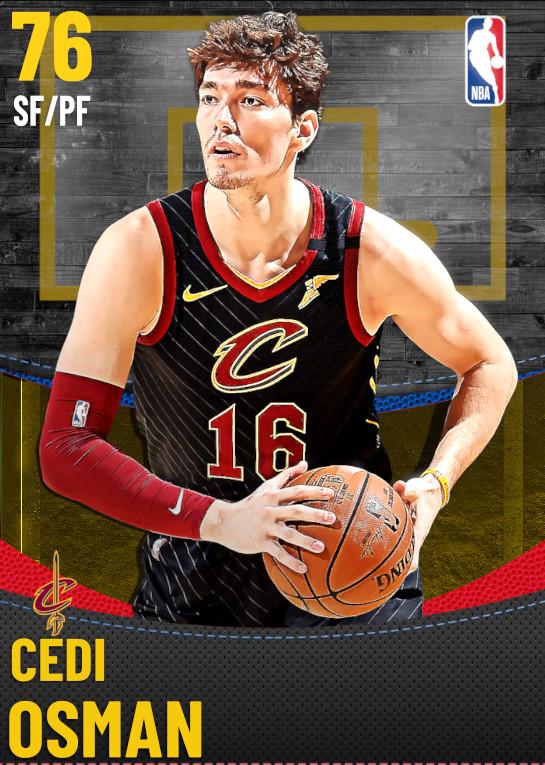 76 Cedi Osman | Cleveland Cavaliers