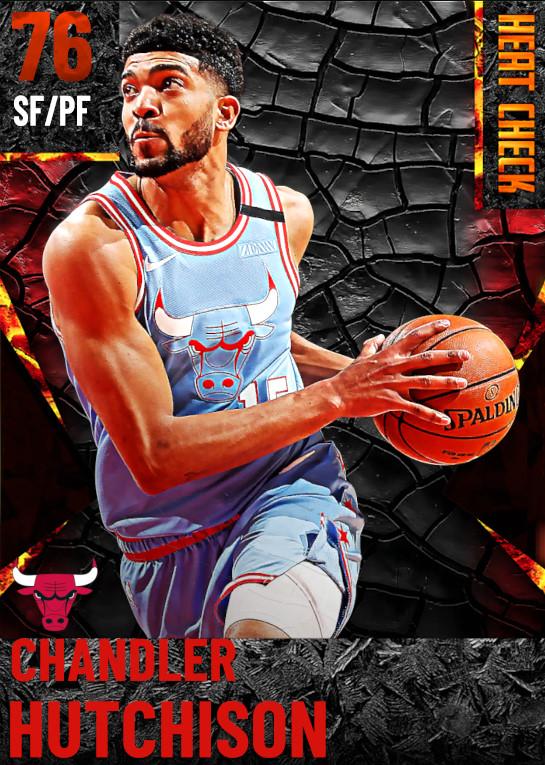 76 Chandler Hutchison | Chicago Bulls