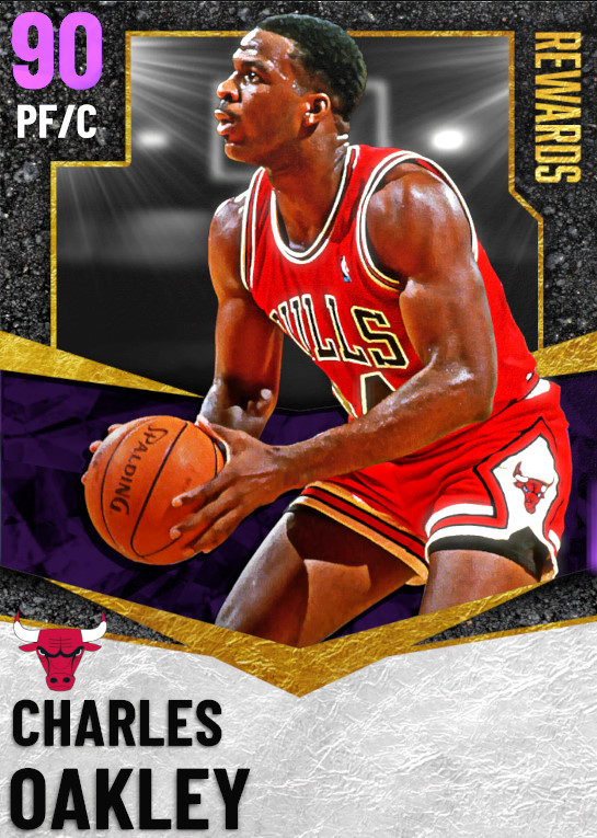 90 Charles Oakley | undefined