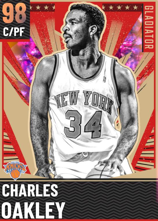 Charles Oakley | Patrick Ewing
