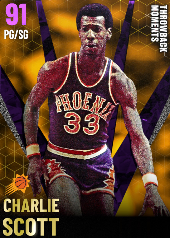 91 Charlie Scott   Throwback Moments Pacific