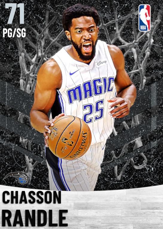 71 Chasson Randle   Orlando Magic
