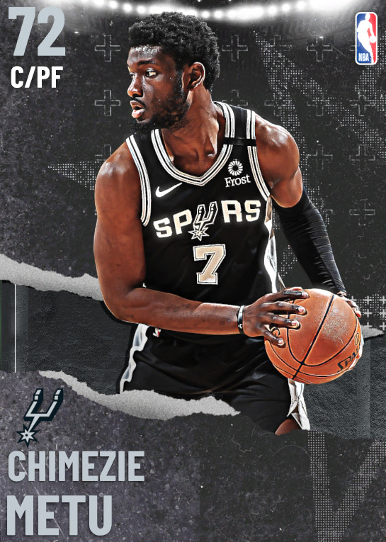 72 Chimezie Metu   undefined