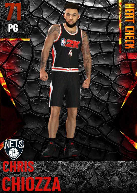 71 Chris Chiozza | Brooklyn Nets