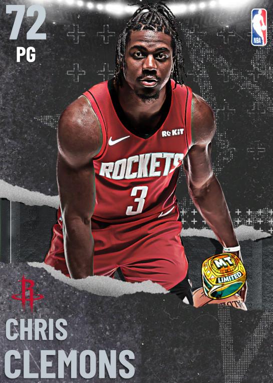 72 Chris Clemons   undefined