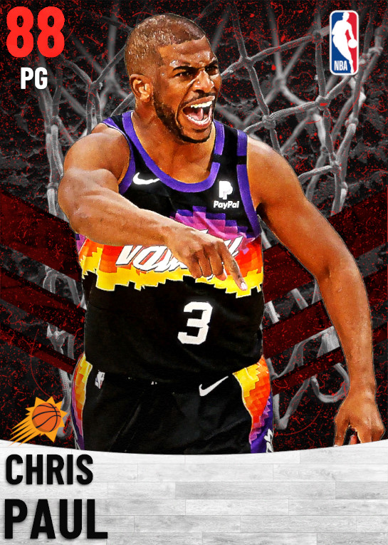 88 Chris Paul   Phoenix Suns