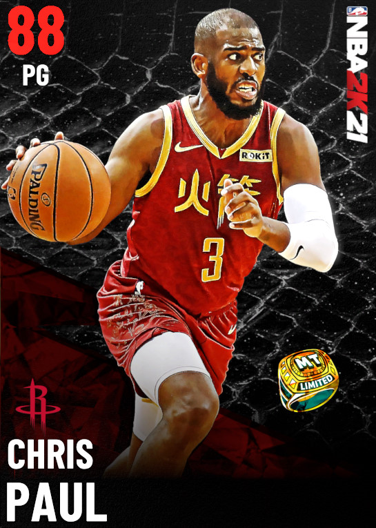 88 Chris Paul   Promo