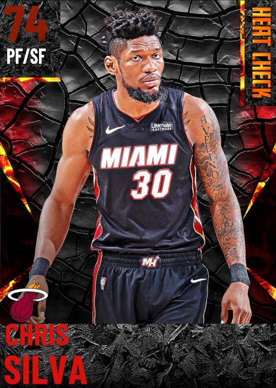 74 Chris Silva | Miami Heat
