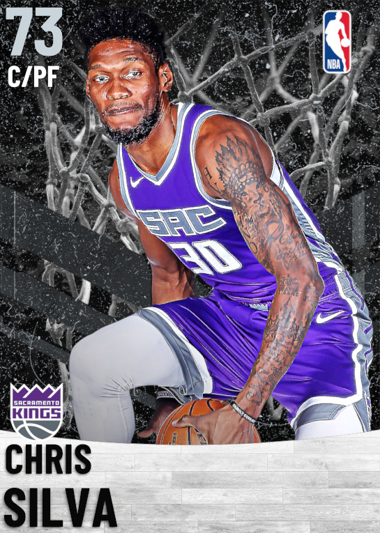 73 Chris Silva   Sacramento Kings
