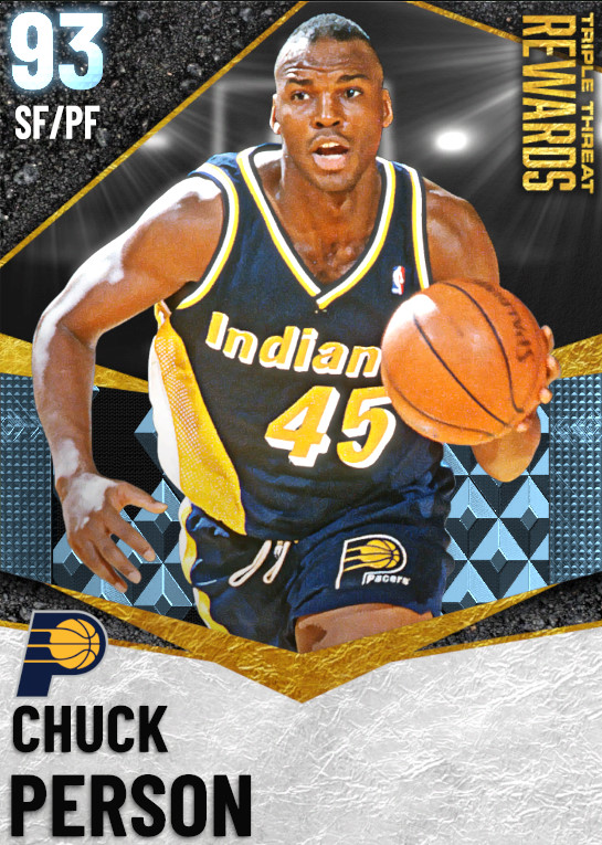 93 Chuck Person | undefined