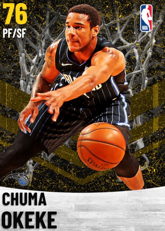 76 Chuma Okeke   Orlando Magic