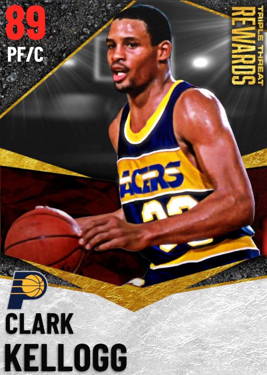 89 Clark Kellogg | undefined