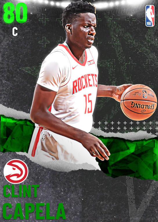 80 Clint Capela | undefined