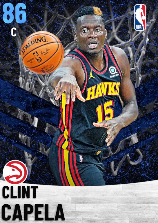 86 Clint Capela   Atlanta Hawks