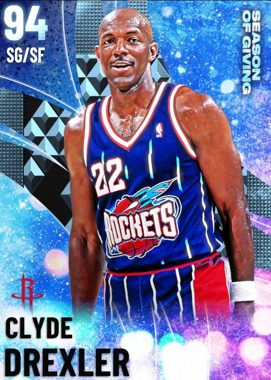 94 Clyde Drexler | undefined