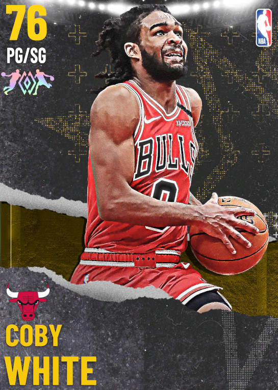 76 Coby White   undefined