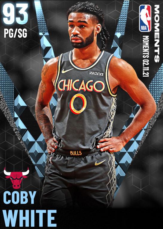 93 Coby White | Chicago Bulls